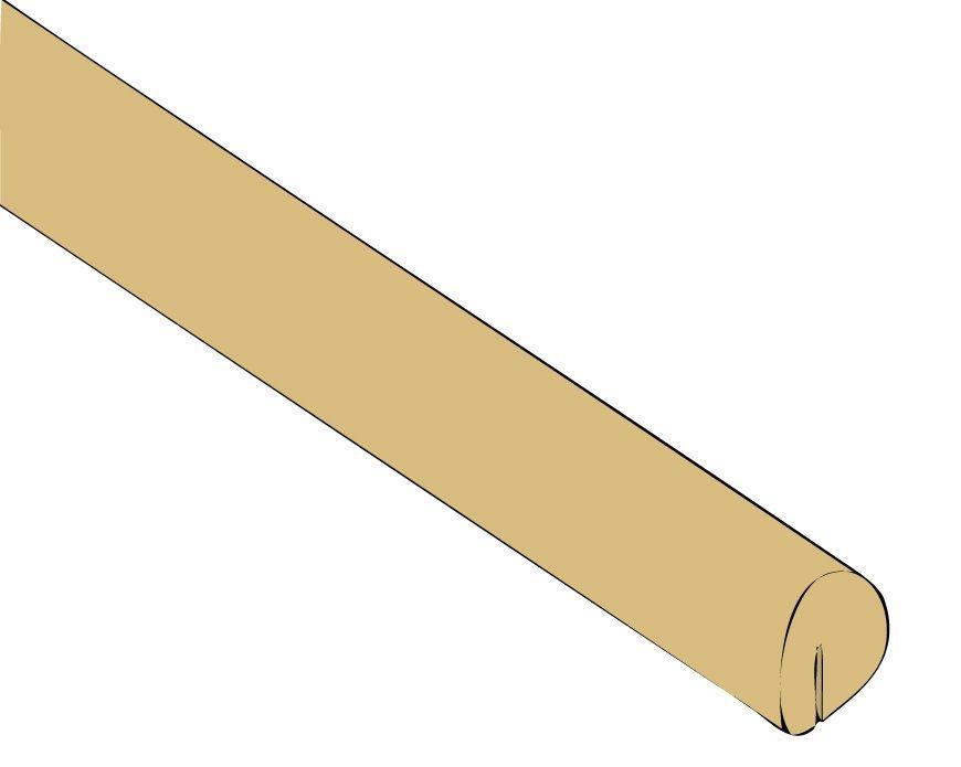 Rond bois en Pin classe 4