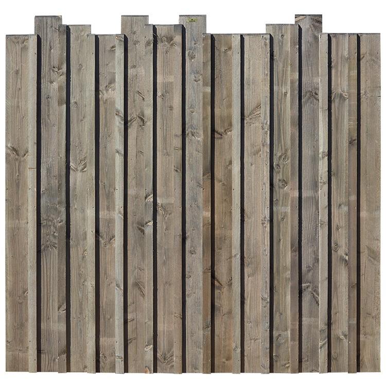 Panneau bois Hossegor en Douglas classe 3.2 garanti 10 ans marque PIVETEAUBOIS Vivre en Bois