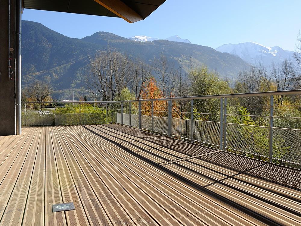 Terrasse bois Durapin