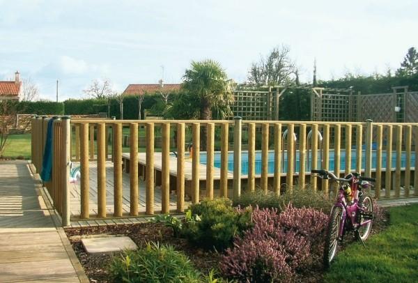 Pour garantir la sécurité de votre famille : la clôture de sécurité piscine Donégal.