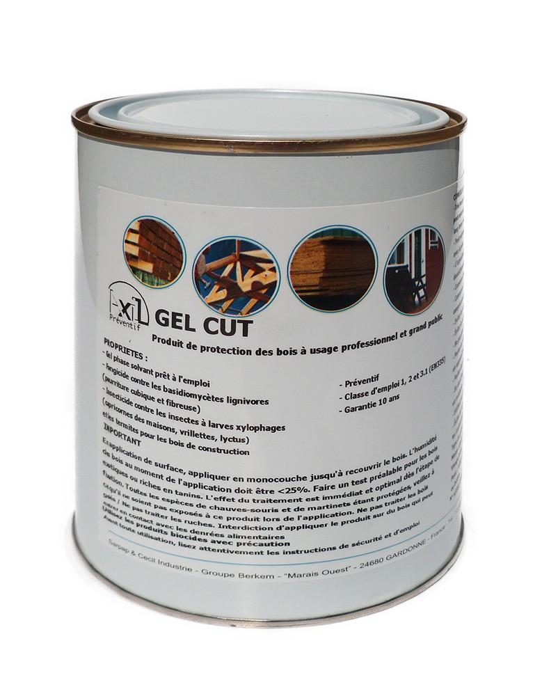 <p>Produit traitement des coupes</p>