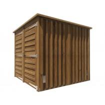Chalet de jardin bois à partager Onesse 2x2,3 m² Pin classe 4 technologie DURAPIN marque PIVETEAUBOIS Vivre en Bois