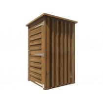 Cabanon bois 1,2 m² Oursou classe 4 technologie DURAPIN marque PIVETEAUBOIS Vivre en Bois