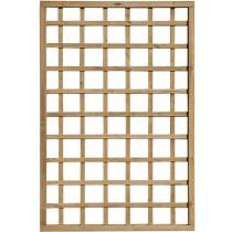Treillis bois Shinook Classe 4 Marron 180 x 120 cm