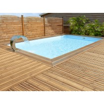 Piscine Rectangulaire Maéva 600