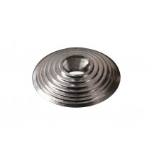 Plot antidérapant Inox Diamètre 25 mm / Epaisseur 5 mm