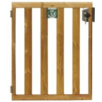 Clôture bois de sécurité Donegal