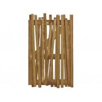 Portillon bois Papyrus
