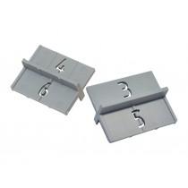 Sachet 10 espaceurs terrasse 3/4/5/6 mm