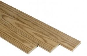 Plancher bois sans noeud en Pin Classe 4