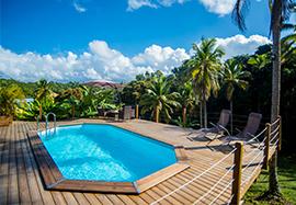 Avantages piscines bois for Piscine bois maeva