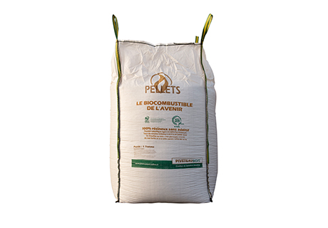 Big Bag de Pellets 1 Tonne