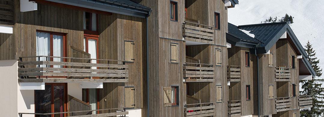 Annecy Structures / Charpente Lucas - Manigod (74) - Vivre en Bois Lyon