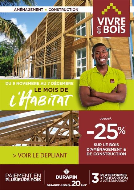 Mois de l'Habitat Guadeloupe