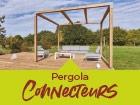 Pergola connecteurs