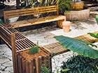 Aménagement de jardin bois